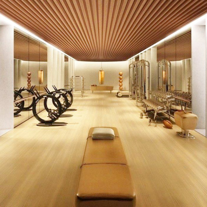 Home Gym Design Ideas Basement: Who S Getting In The Gym Today We Are And We