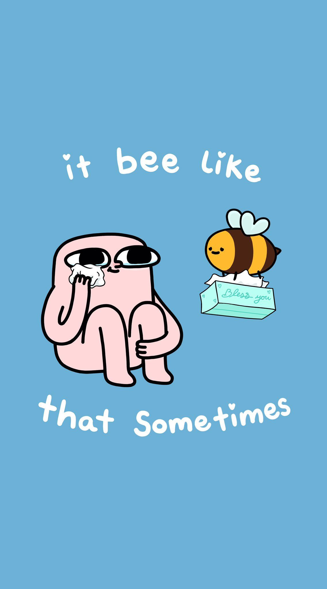 "Latest Funny Backgrounds Ketnipz on Twitter Ketnipz on Twitter: ""Last bee pun background I promise  … "" 2"