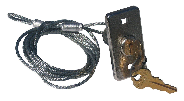 1702lm Garage Door Emergency Release Disconnect W 2 Keys Manual