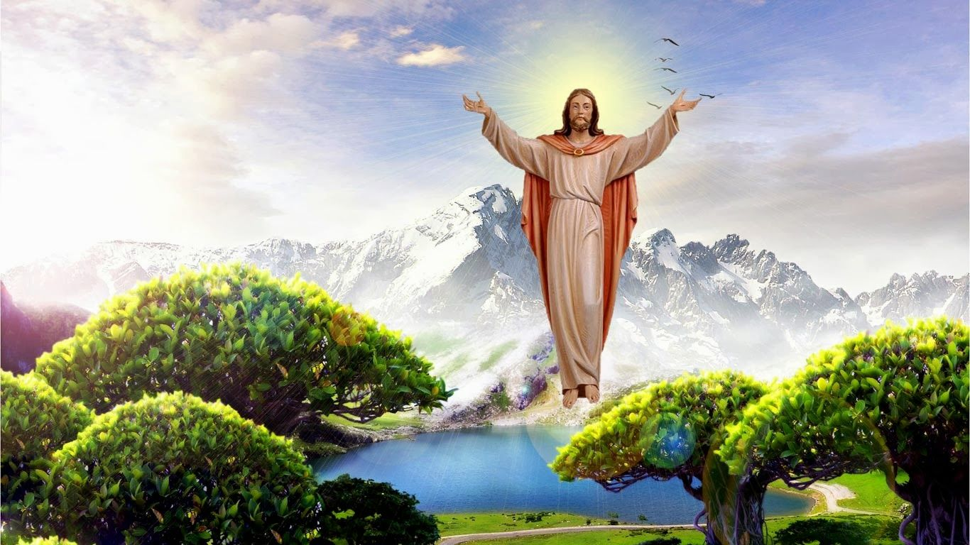 Pin On Augustine Hd wallpaper full screen jesus images