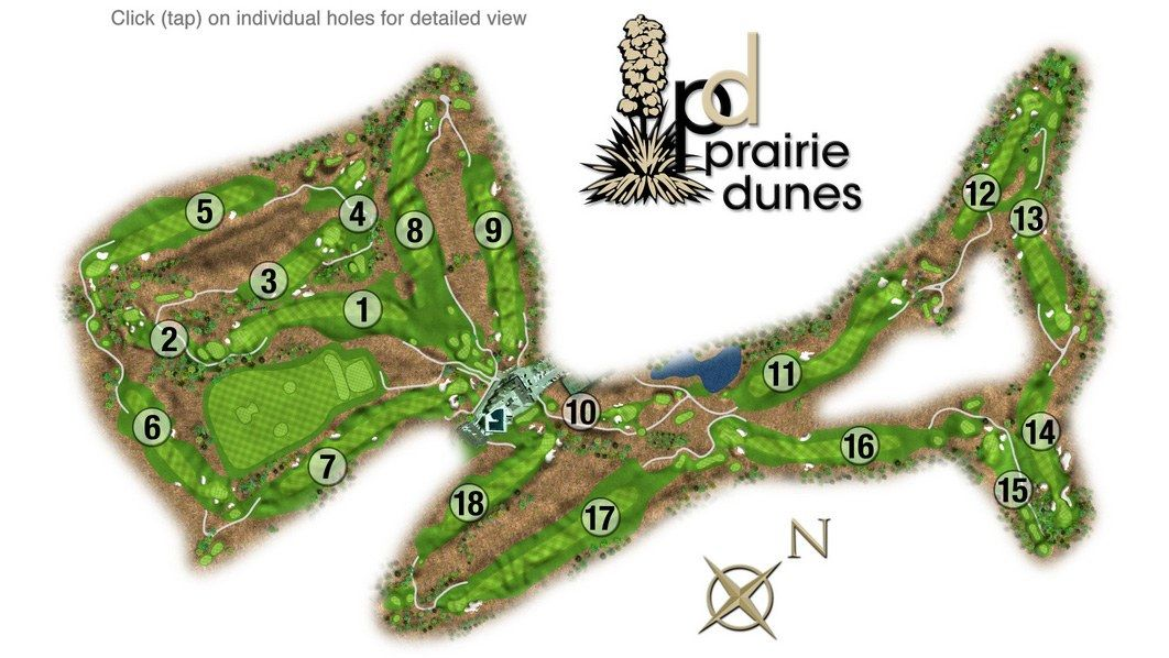 Prairie Dunes Country Club Course Tour Dune Prairie Tours