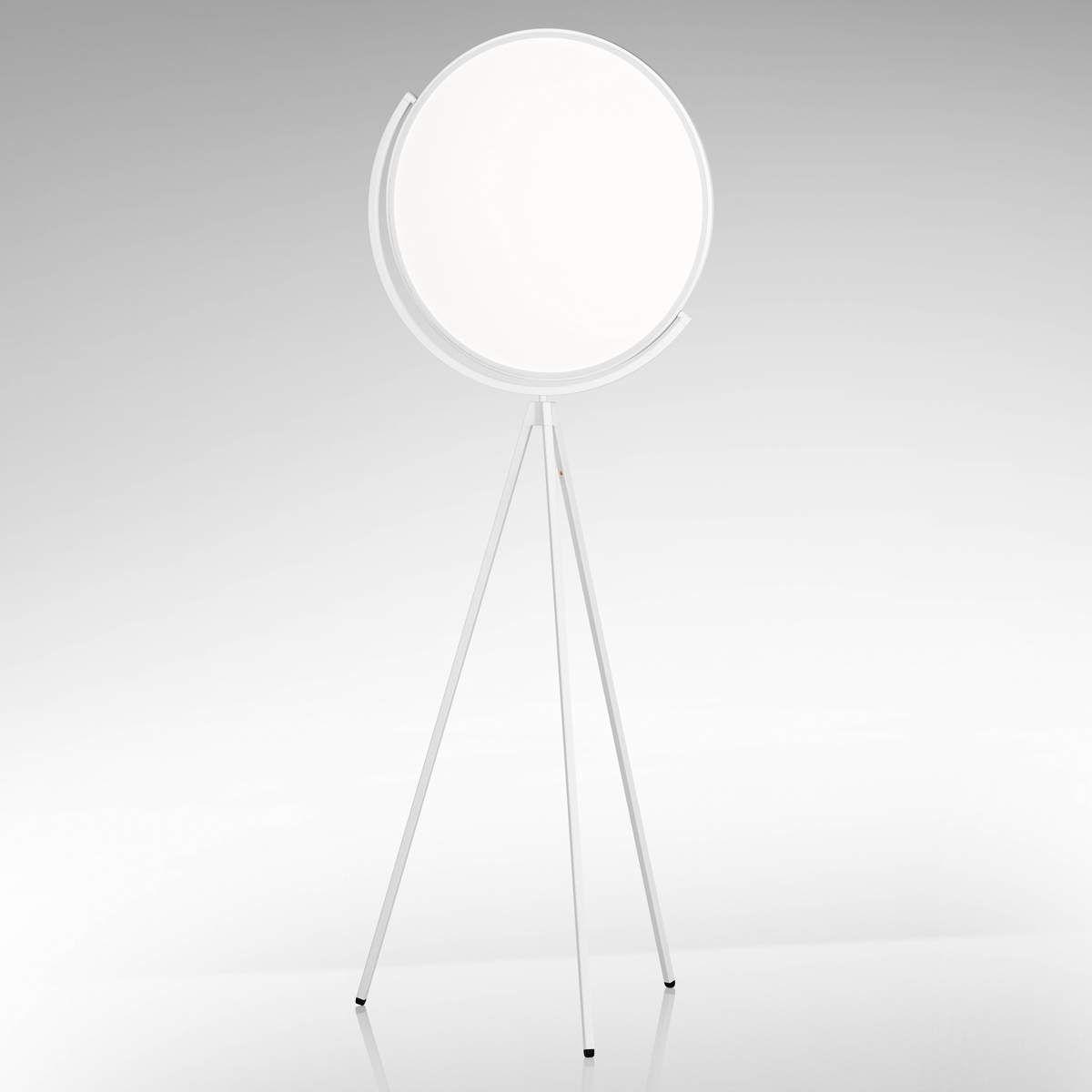 Flos Superloon Weisse Design Stehlampe Mit Led Lampen