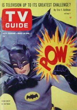 """Batman"" ~ Classic TV Guide"