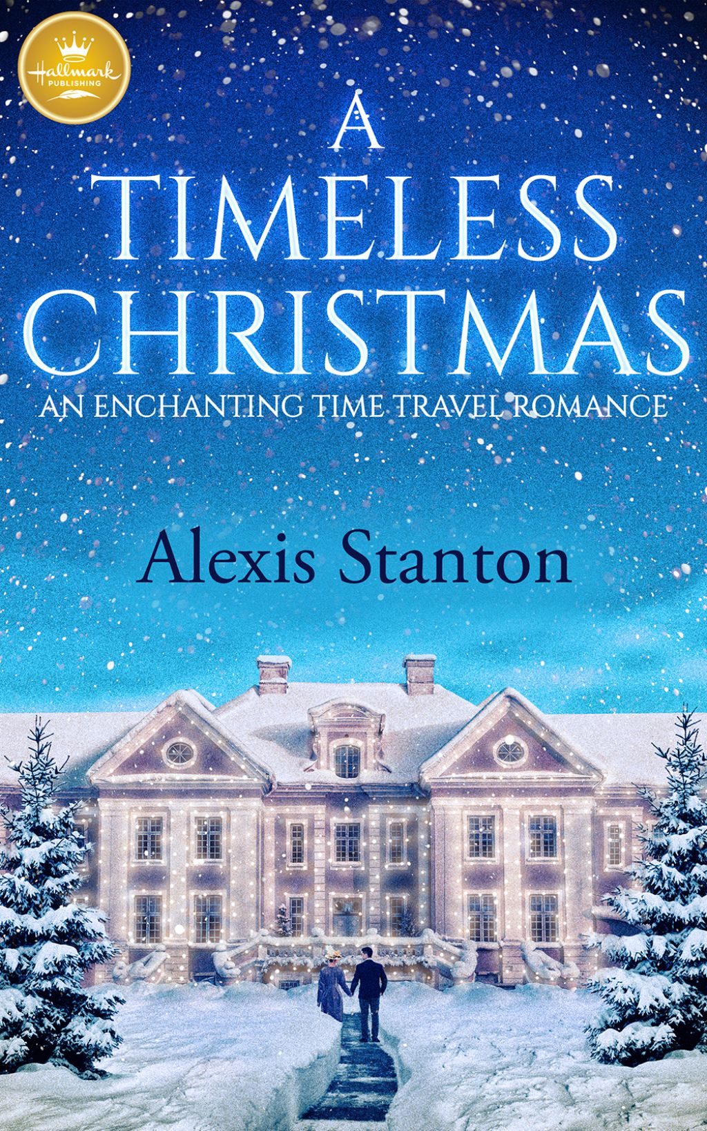 A Timeless Christmas (eBook) Time travel romance
