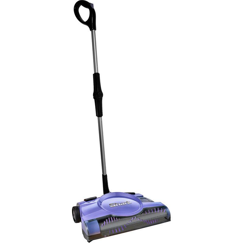 Shark cordless carpet sweeper glade sugarplum plug in