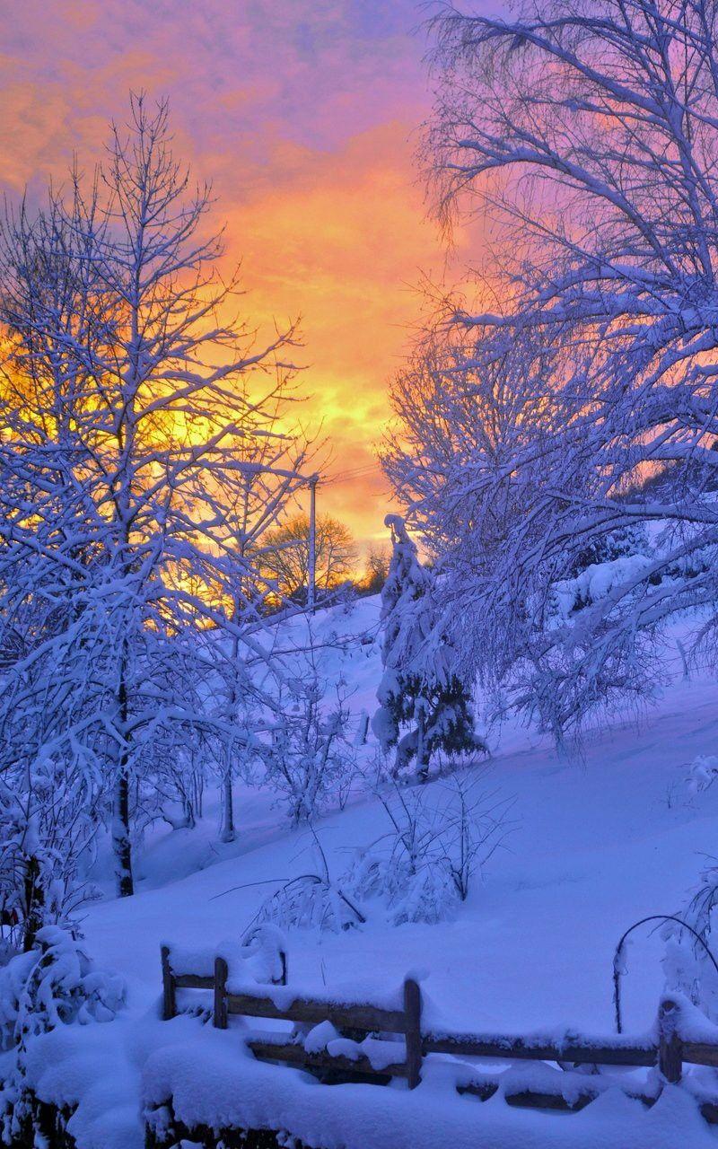 Peaceful Beauty Winter Landscape Photography Winter Scenery Winter Landscape