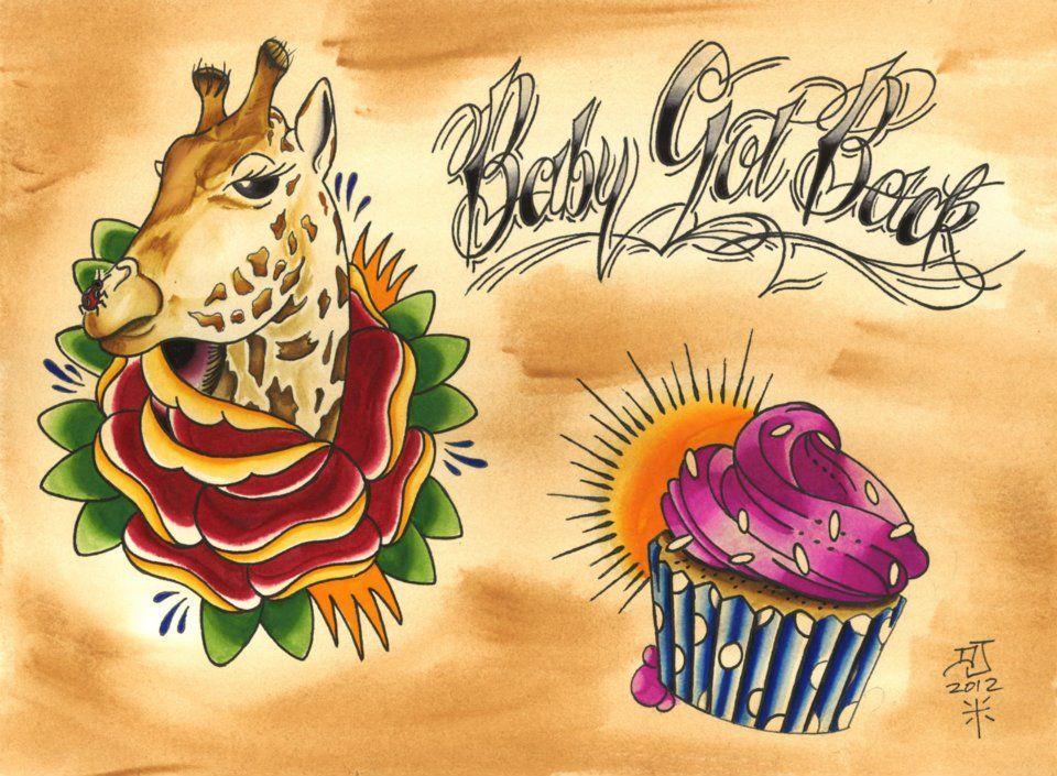 Tattoos by DJ