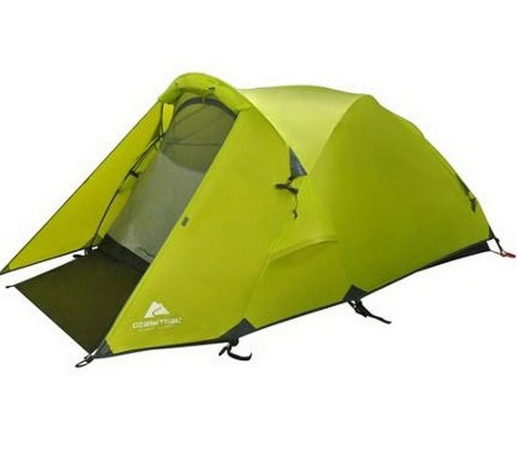 2 Person Backpacking Tent Picnic Hiking Tent C&ing Tent #OzarkTrail.  sc 1 st  Pinterest & 2 Person Backpacking Tent Picnic Hiking Tent Camping Tent | Hiking ...