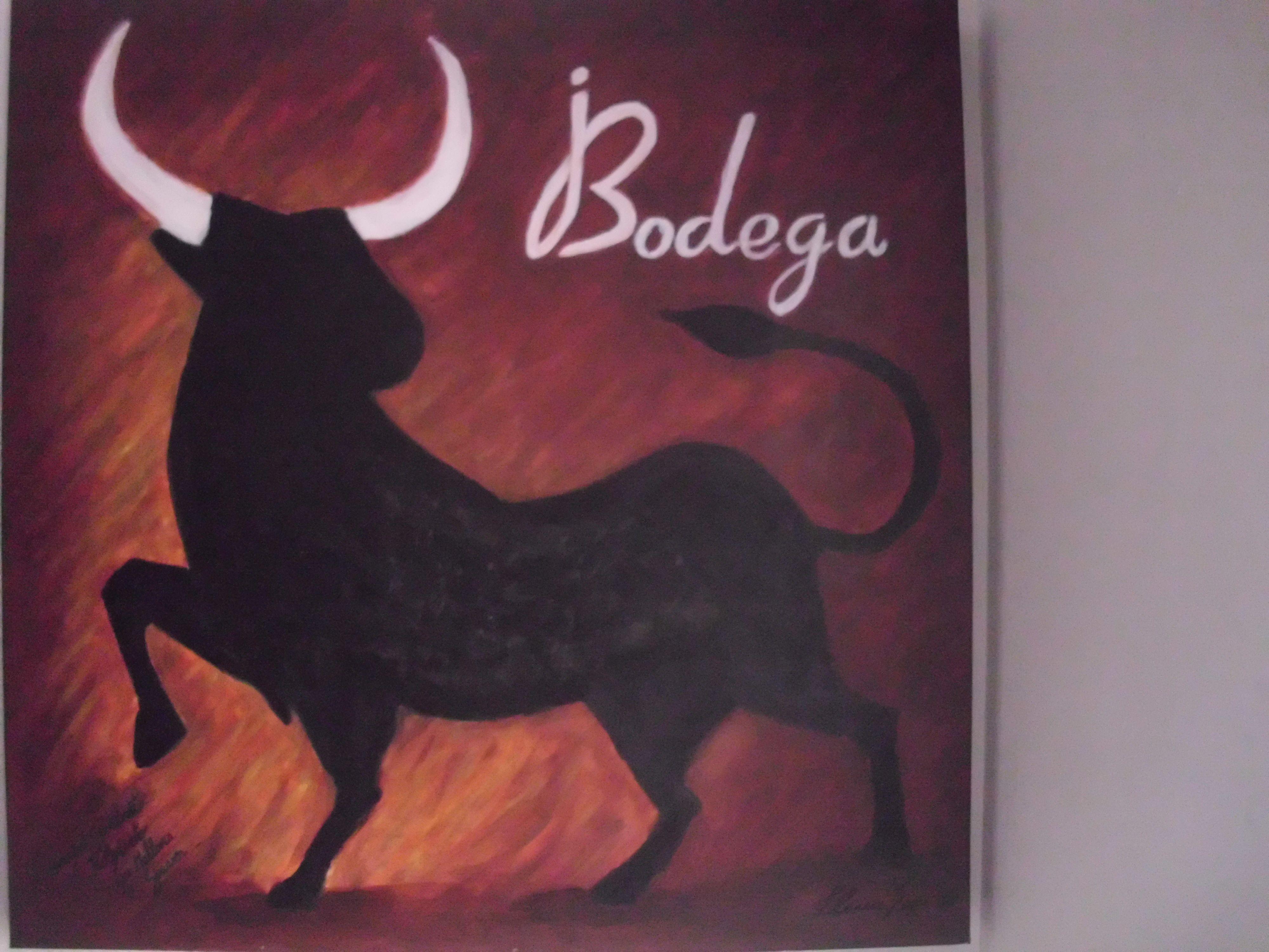 Toro Pintado por Elena Segui