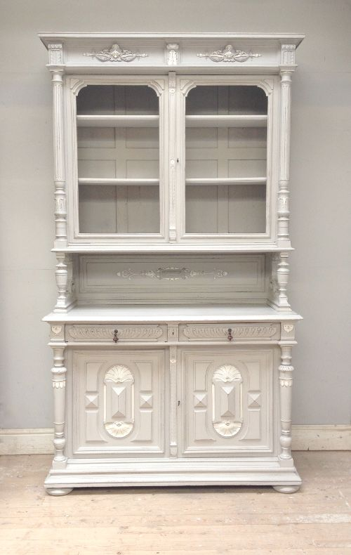 Beautiful Tall French Antique Louis Xiii Style Dresser Frenchfinds Co Uk Pavilion