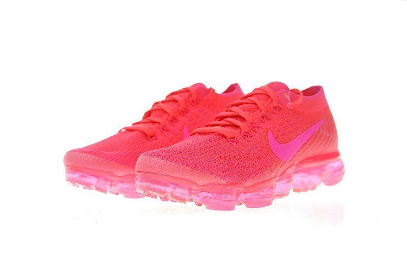 6102db29e5863 ... Factory Authentic Women Nike Air Vapormax Hyper Punch Pink Blast 849557- 604 Shoe ...