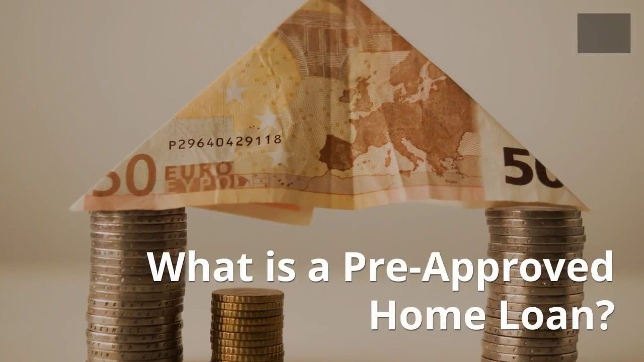 Pre Approved Home Loan Housing Loan Meaning Home Loans Parenting Photography Loan