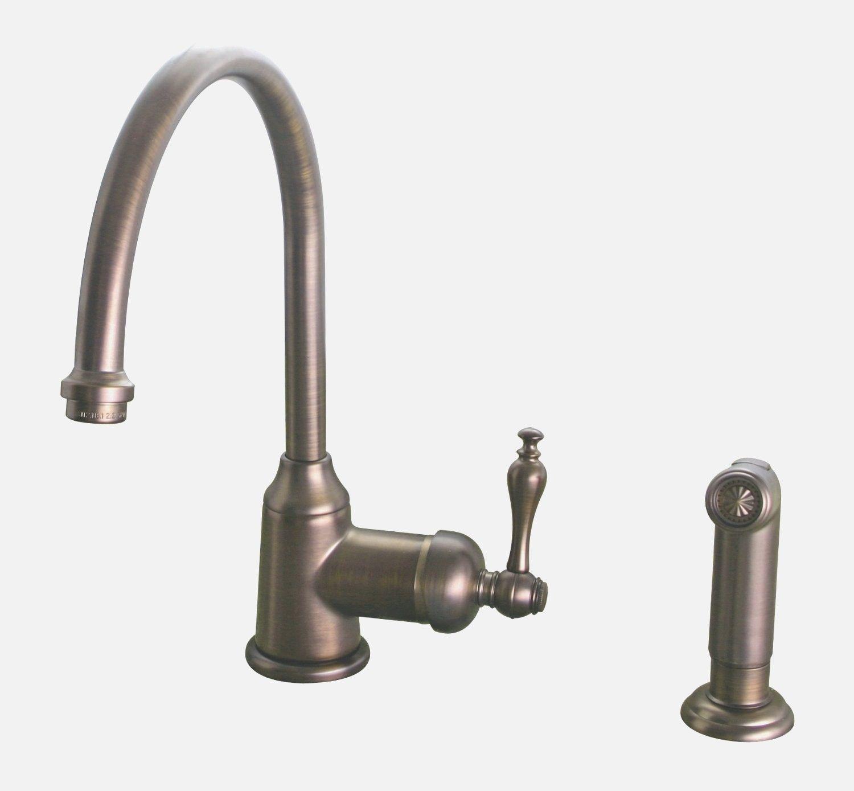 High End Kitchen Faucets Brands Cabinet Lock Best Faucet