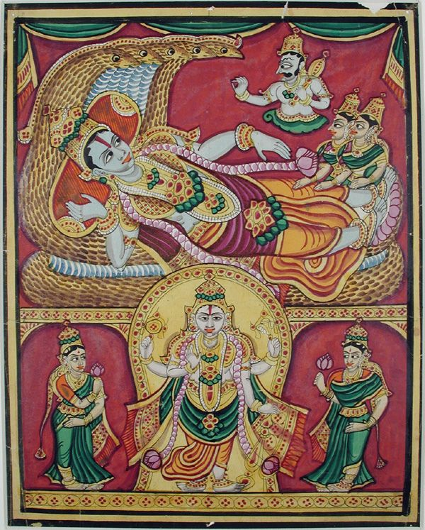 Pin On Mysore Painting