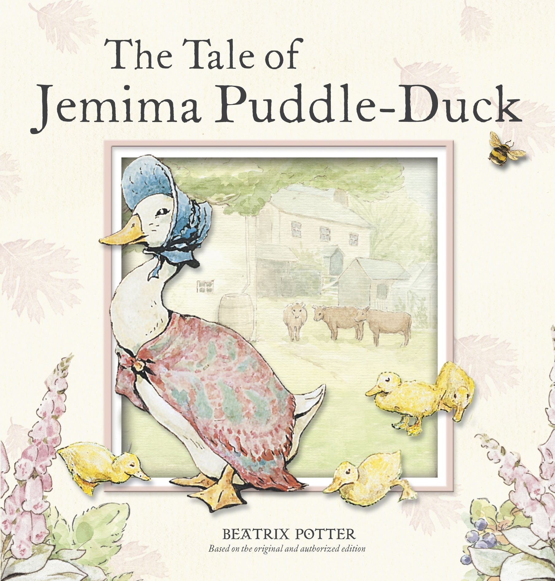 Beatrix Potter Libros Tale Of Jemima Puddle Duck By Beatrix Potter Postales