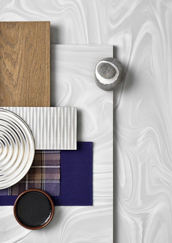 New Colours And Patterns Corian Three New Aesthetics Concrete