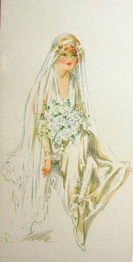 Vintagebrides Sweet Little Vintage Bride
