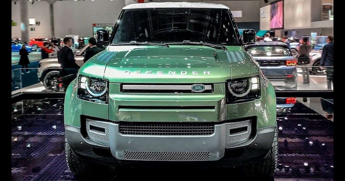 2020 land rover defender interior and features duration