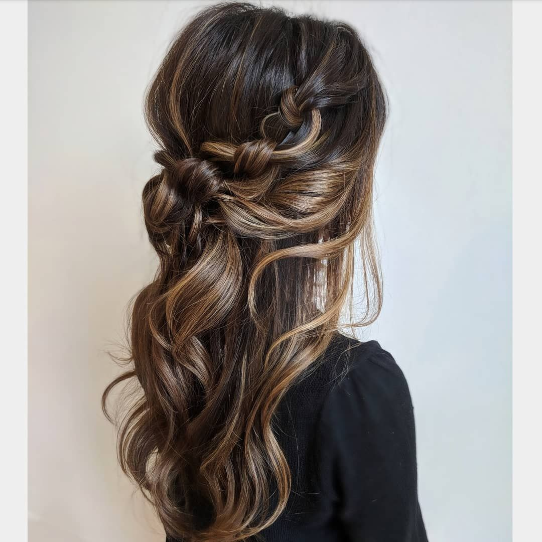 Long Churidar For Wedding As Guest With Hair Style: Be The Best-Tressed Guest With These 30 Hairstyles
