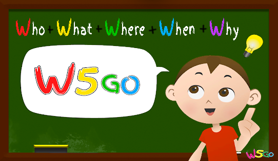 What is W5GO?  We are a fun interactive mobile learning experience!  Our apps are free from ads, no internet required, and have no in-app purchases.    Come have an exciting learning adventure with us!  #education #5Ws #W5GO #eduapp #preschool #learn #children #childrenseducation #mobileapps  https://cstu.io/c93b6a