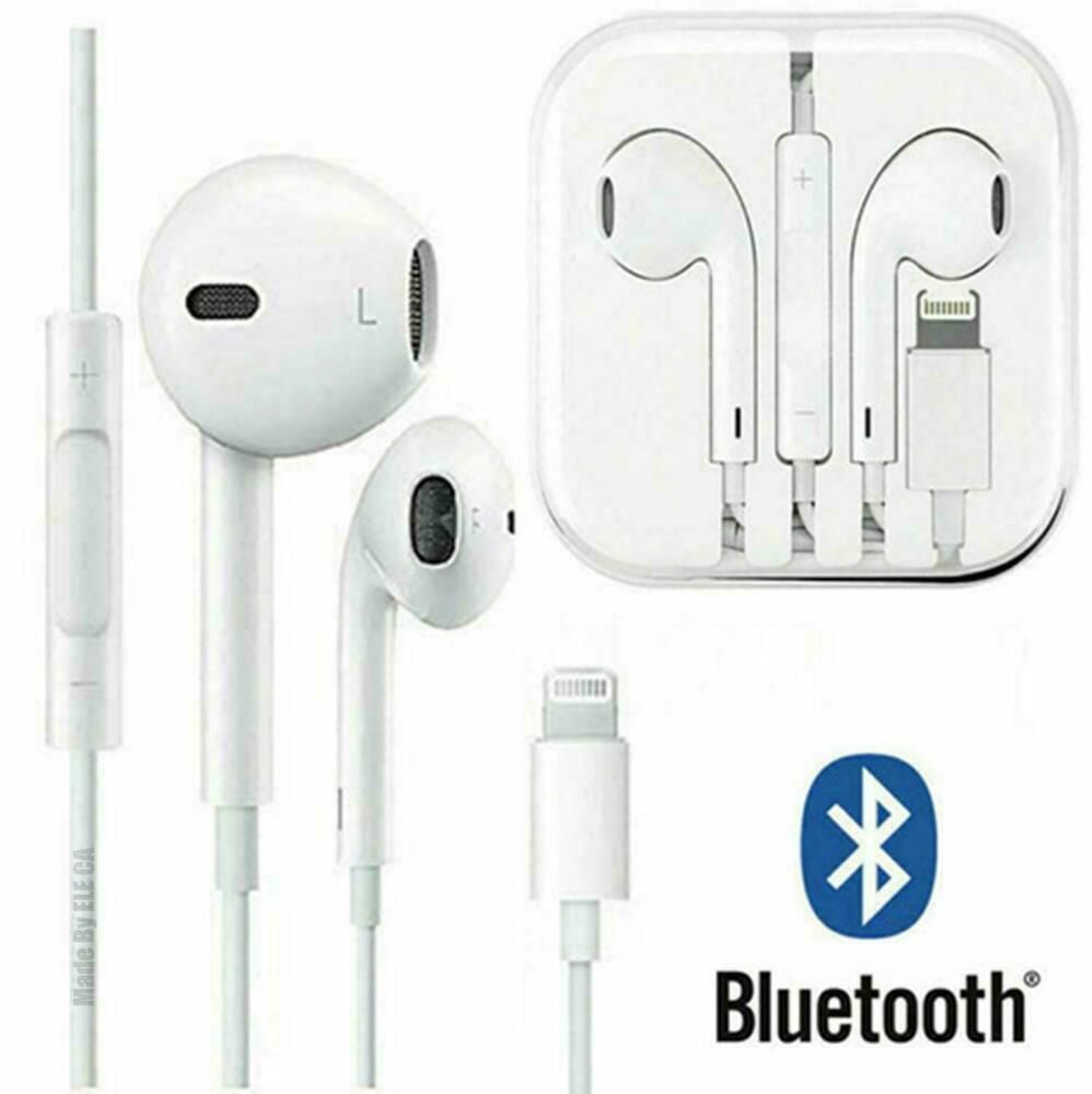 Bluetooth Bass Earbuds For Iphone Samsung Android Wireless Earphone Waterproof Ebay In 2021 Earbuds Wired Headphones Bluetooth Earphones