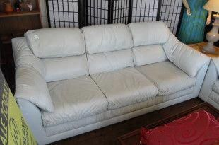 Astounding Leather Factory Sofa Light Blue Leather Sofa From The Camellatalisay Diy Chair Ideas Camellatalisaycom