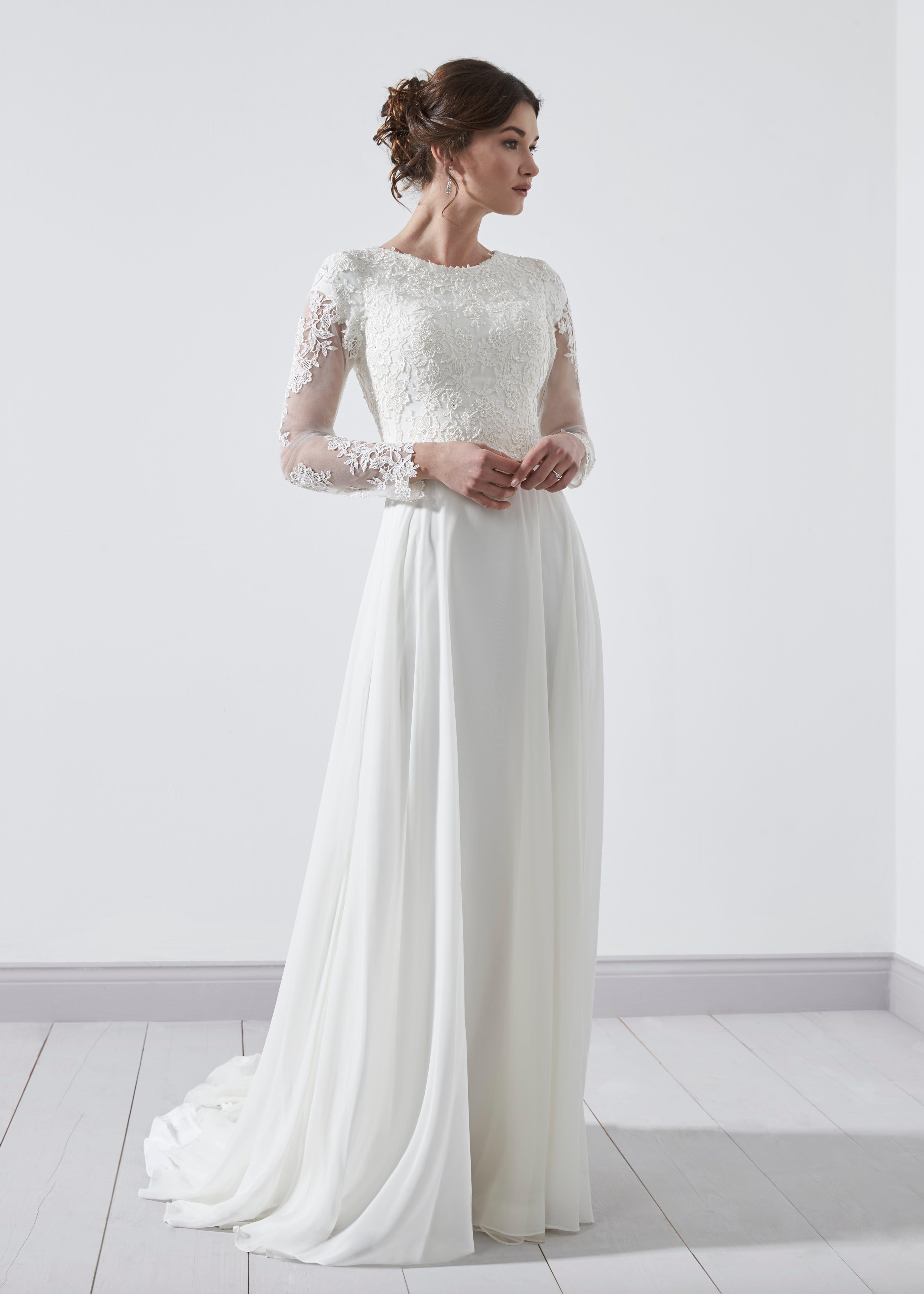 Pc8383 Romantica Wedding Dress Long Sleeve Stunning Wedding Dresses Wedding Dresses [ 4911 x 3508 Pixel ]