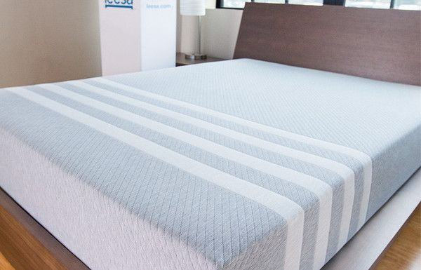 Memory Foam Mattress Cooling Supportive Comfortable Leesa