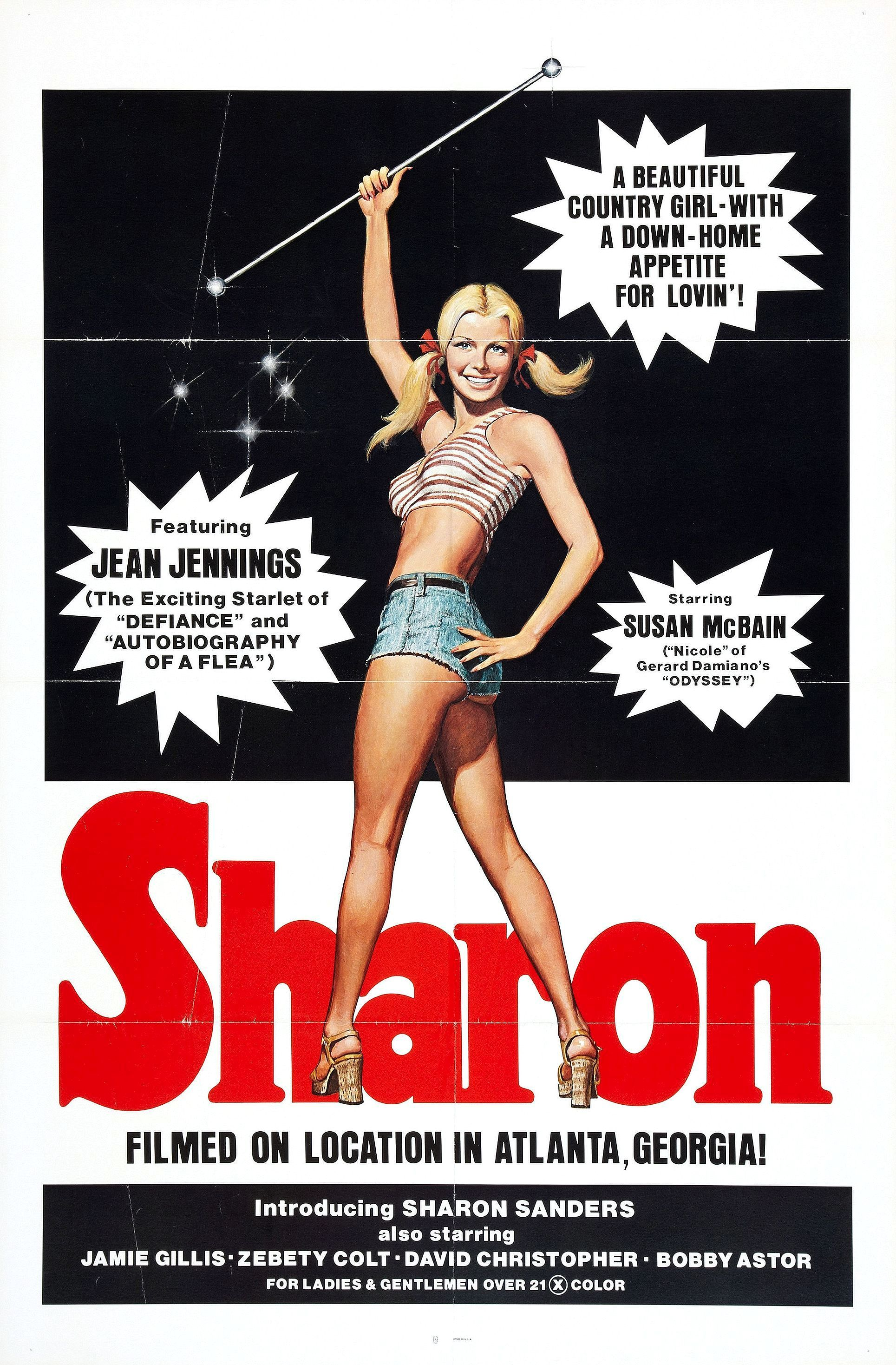 Sharon 1977 Movie Posters Film Posters Exploitation Movie