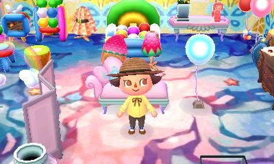 Awe Inspiring Animal Crossing New Leaf Diary Day 9 Got A Canary Shirt Onthecornerstone Fun Painted Chair Ideas Images Onthecornerstoneorg