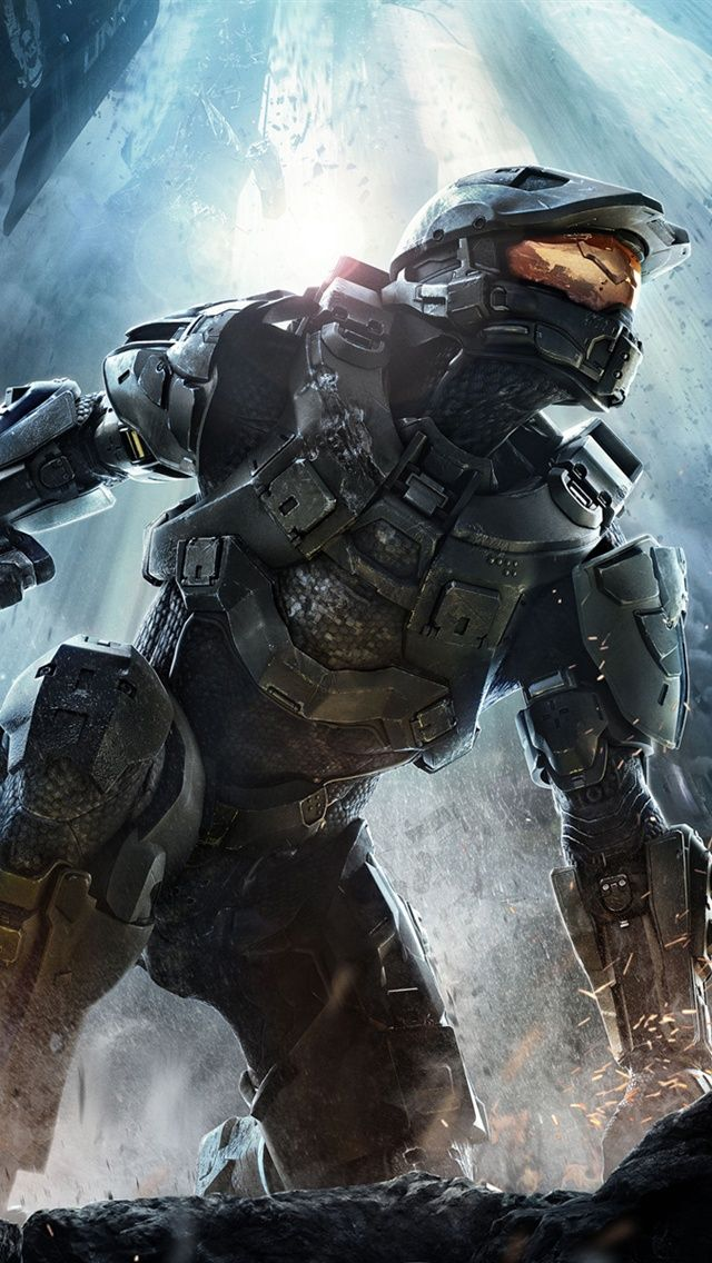 Halo Phone Wallpaper Halo 5 Halo Game Halo Reach
