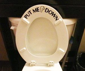 Awe Inspiring Put Me Down Toilet Decal This Is Why Im Broke Toilet Dailytribune Chair Design For Home Dailytribuneorg