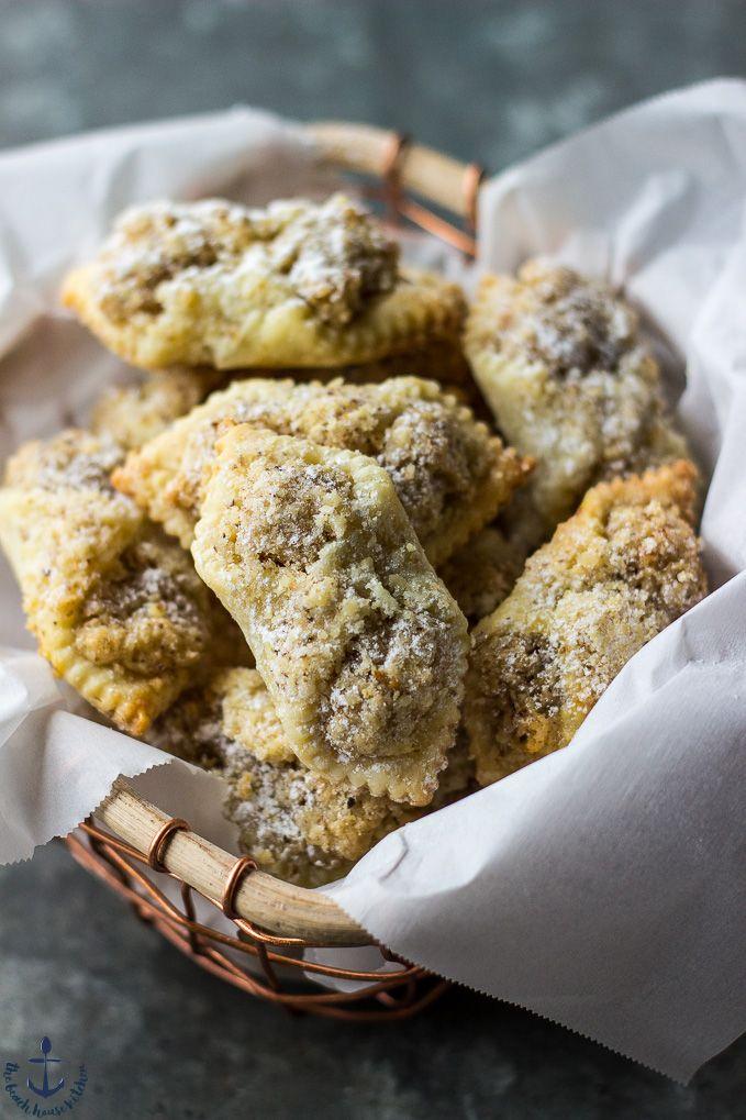 Hungarian Kifli Recipe Cookie Recipes Classic Cookies Recipes Classic Cookies
