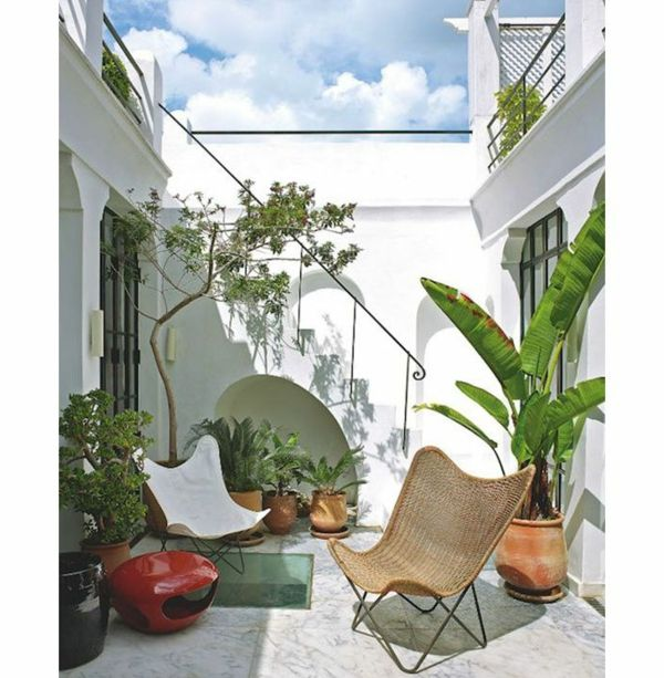 le fauteuil papillon en 62 photos magnifiques 39 balcony roof terrace 39 pinterest. Black Bedroom Furniture Sets. Home Design Ideas