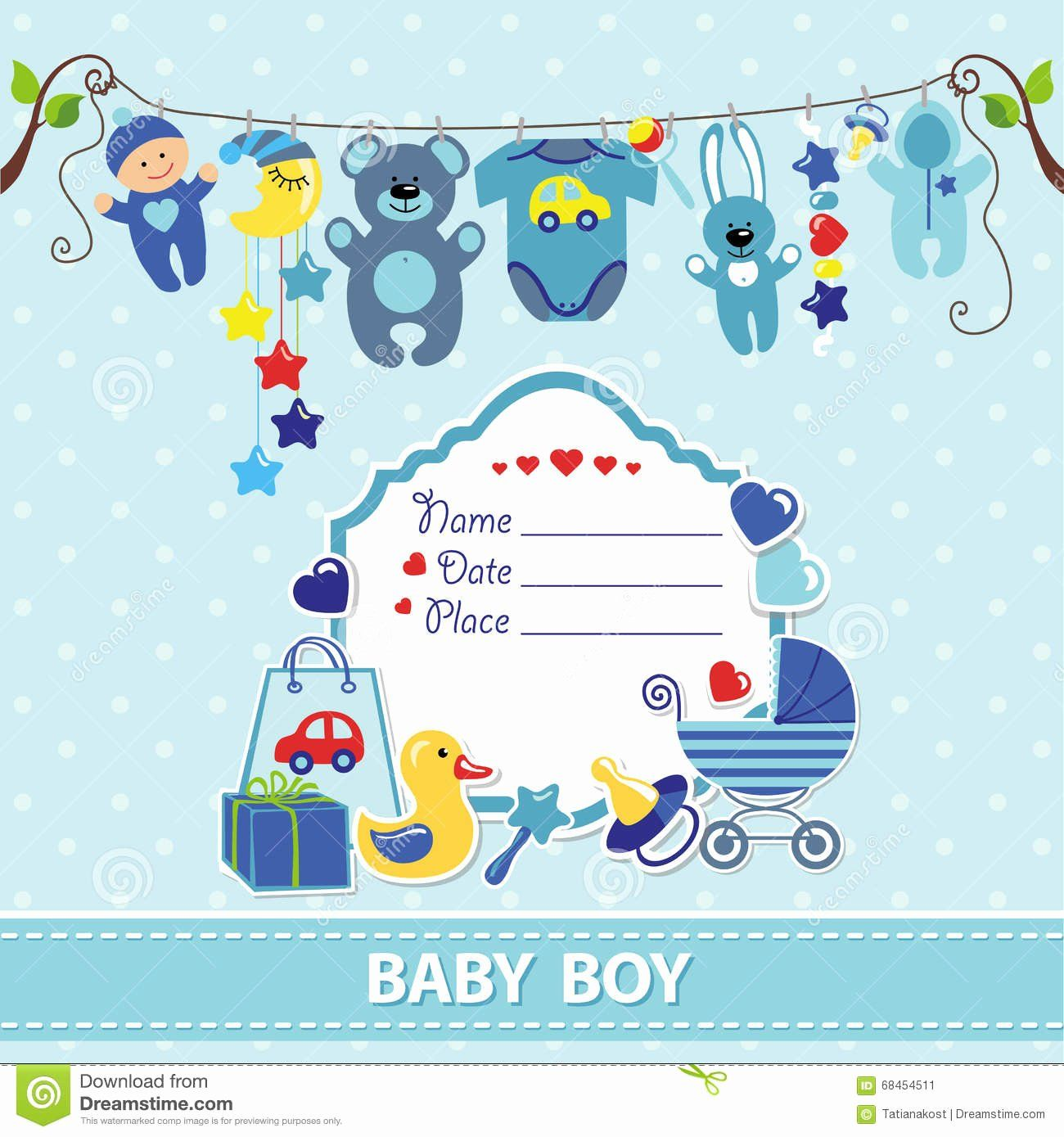 Baby Shower Invitation Card Template Unique 005 Free Printable Baby Cards Templates Baby Shower Invitation Cards Baby Boy Invitations Baby Congratulations Card