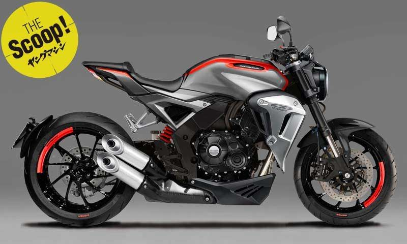 3 Variants Of The 2018 Honda Cb1000r Rendered Report Cafe Racer Honda Yamaha Cafe Racer Honda Cb