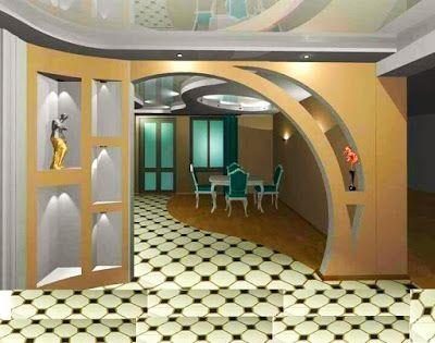 pop false wall design ideas for modern homes catalogue also rh pinterest