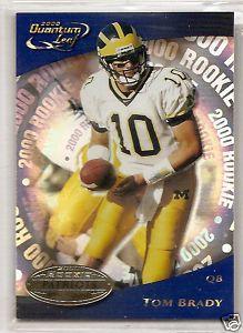 Tom Brady Rookie Card Tom Brady Rookie Card Value Made A
