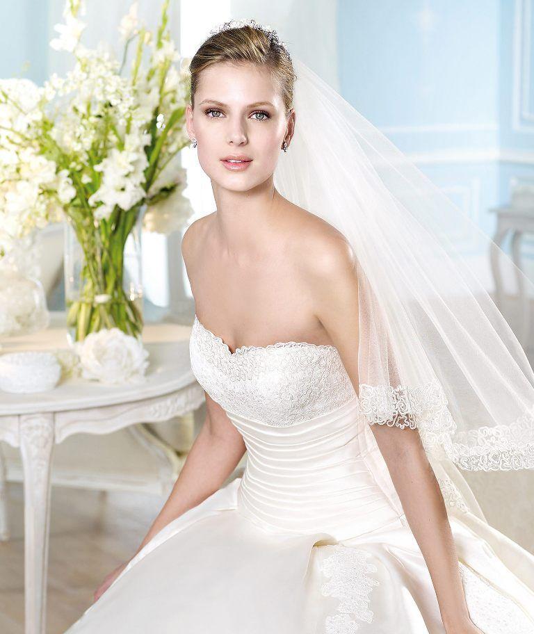 San Patrick 2014 Spring Bridal Collection