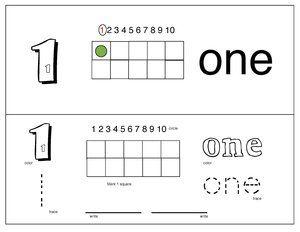 Frame Puzzles Ten Frames  Frame Templates Ten Frame