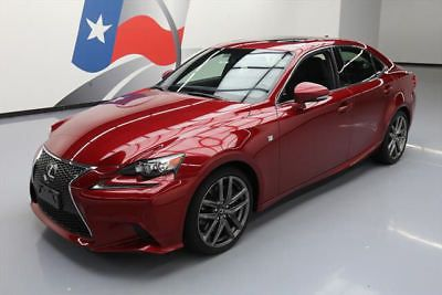 2015 Lexus Is Base Sedan 4 Door Lexus Luxury Cars Sedan
