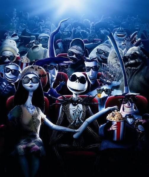 The Nightmare Before Christmas Fabric Material Nightmare Before Christmas Fabric Tim Burton Art Nightmare Before Christmas Wallpaper