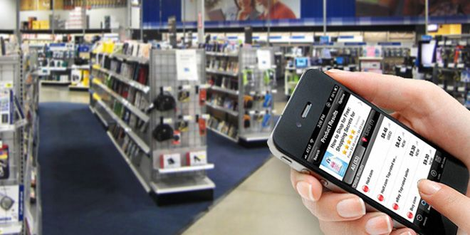 Showrooming, quando smartphone e tablet orientano gli acquisti