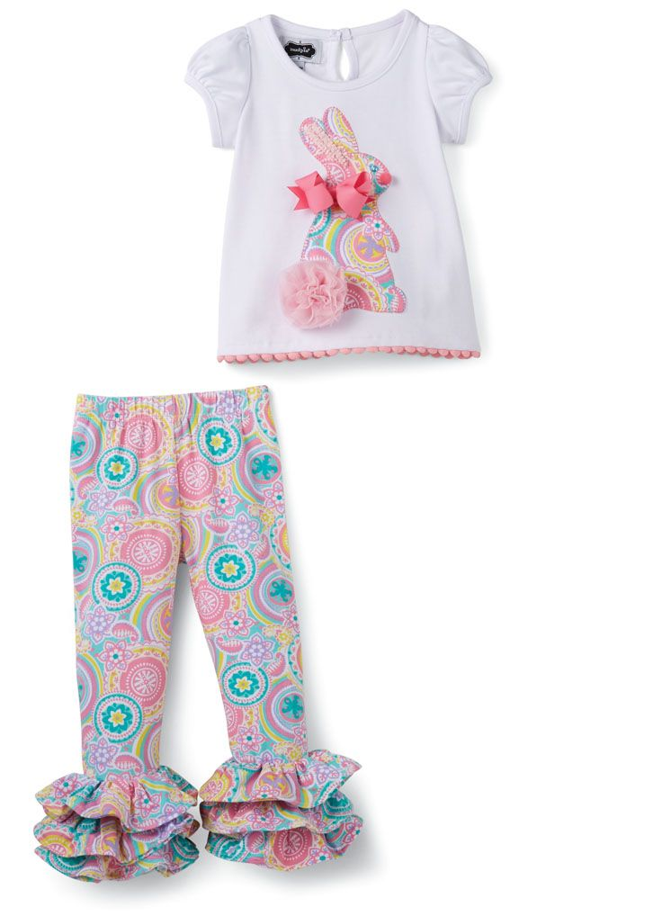 Mud pie with images spring fashion kids ruffle