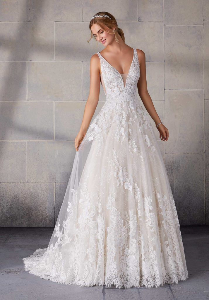Suzanne Wedding Dress Morilee in 2020 Ball gowns