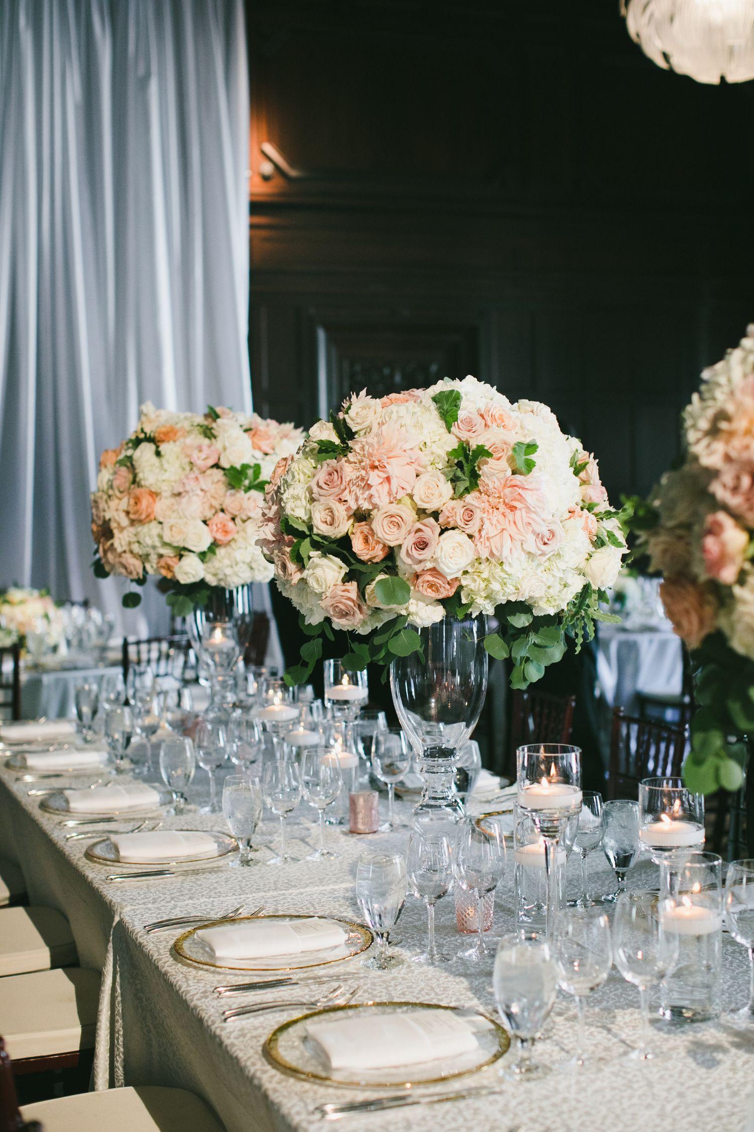 Vintage Luxe San Francisco Wedding at Julia Morgan ...