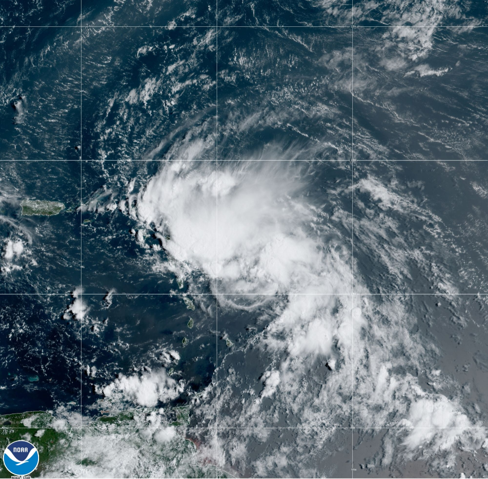 2 Tropical Storms A Potential Double Threat To Us Gulf Coast In 2020 Tropical Storm Threat Gulf Coast