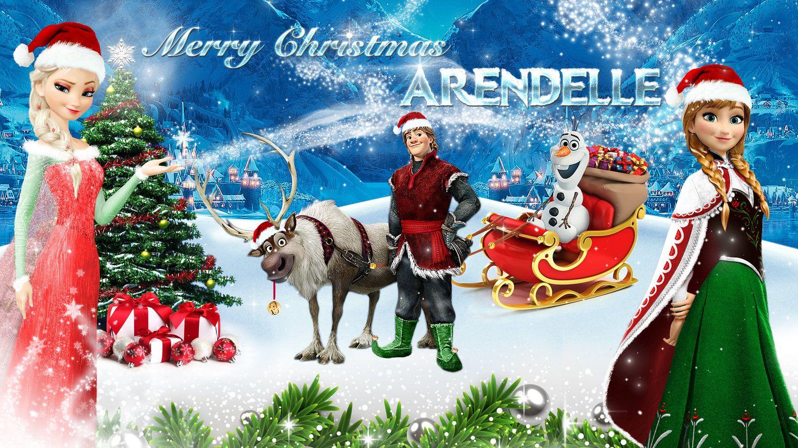 Merry Christmas Frozen christmas, Cute christmas