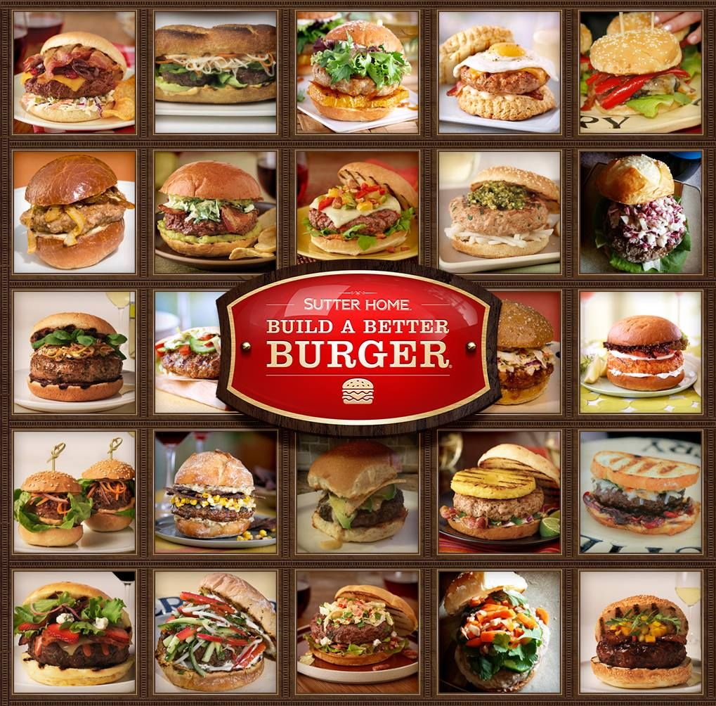 Pin On Build A Better Burger