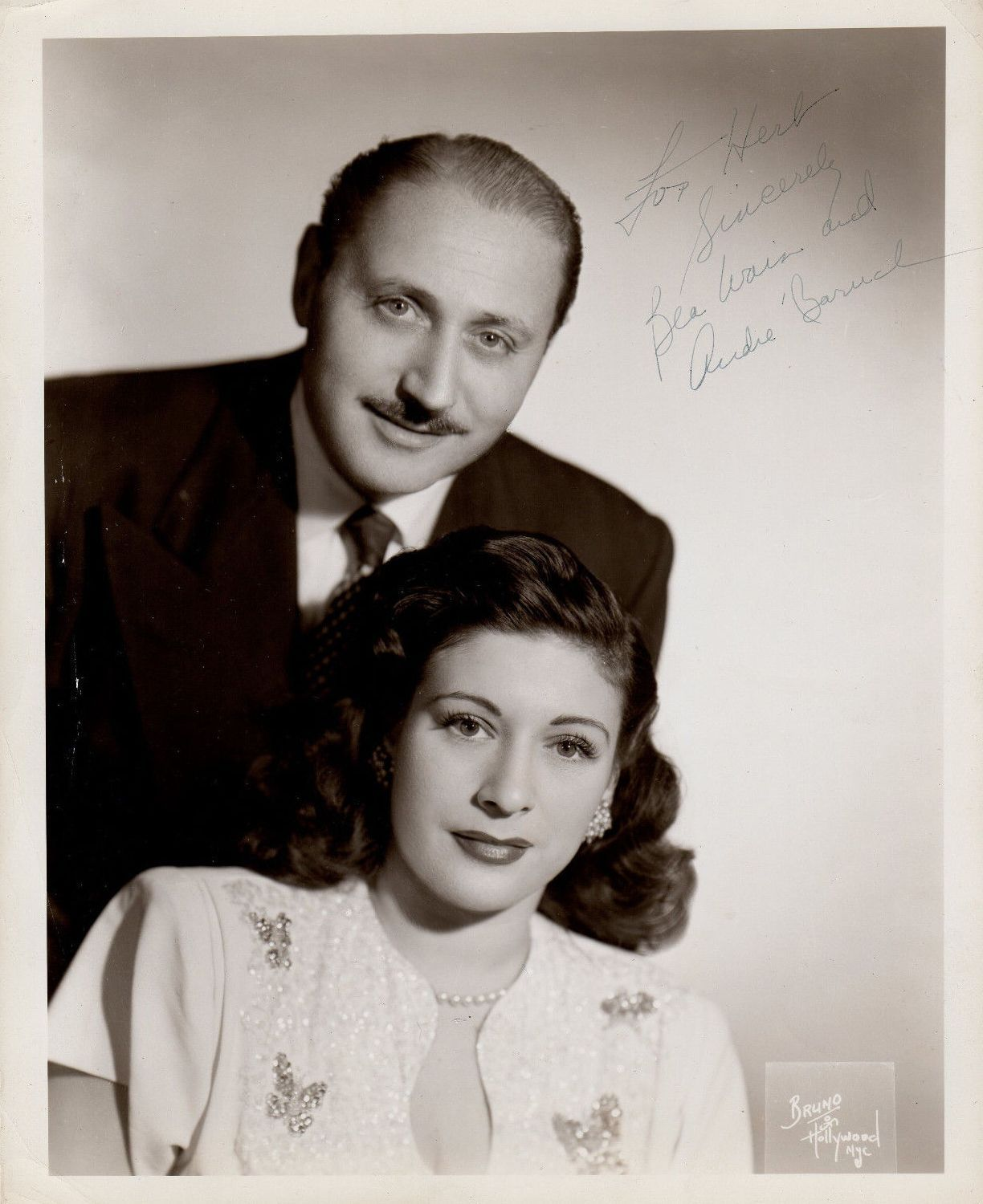 BEA WAIN and ANDRE BARUCH